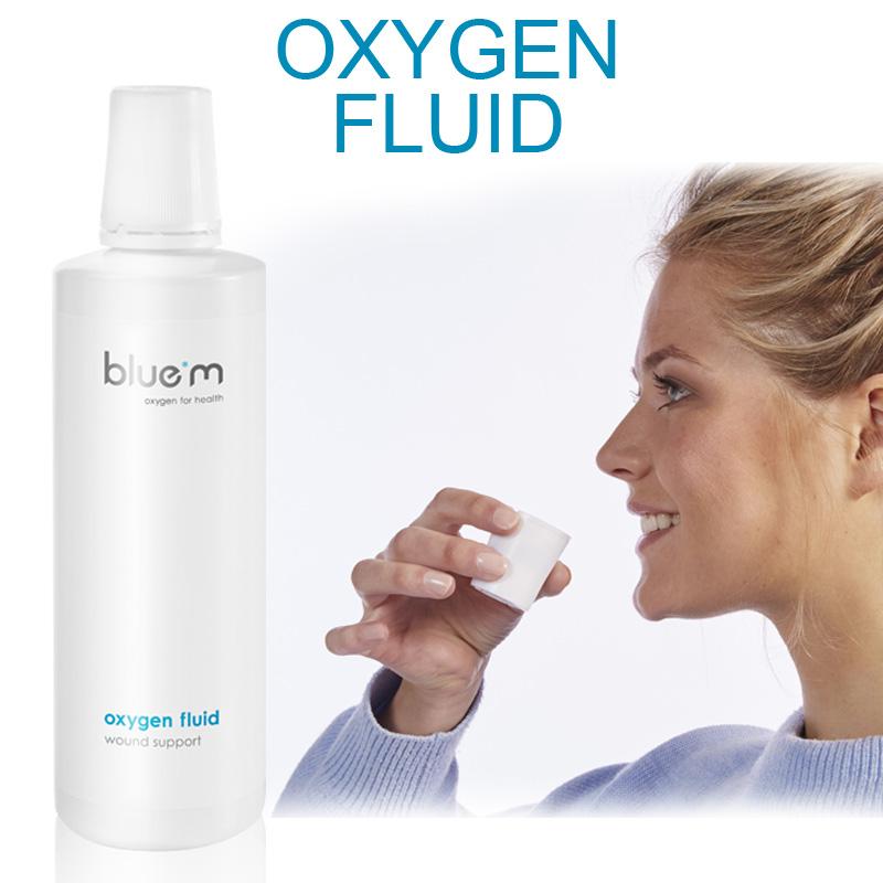 Oxygen Fluid