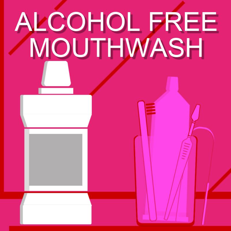 Alcohol-Free Mouthwash