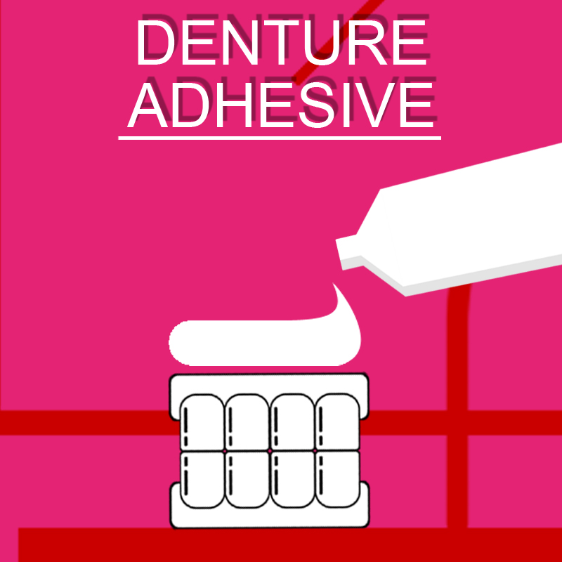 Adhesive Cream