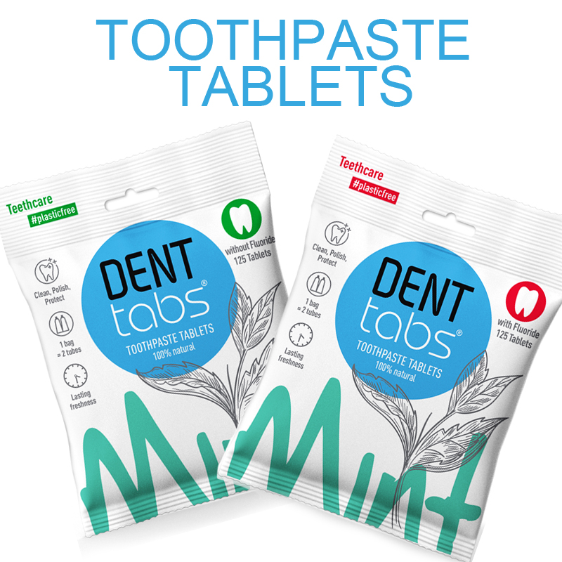 Toothpaste tablet