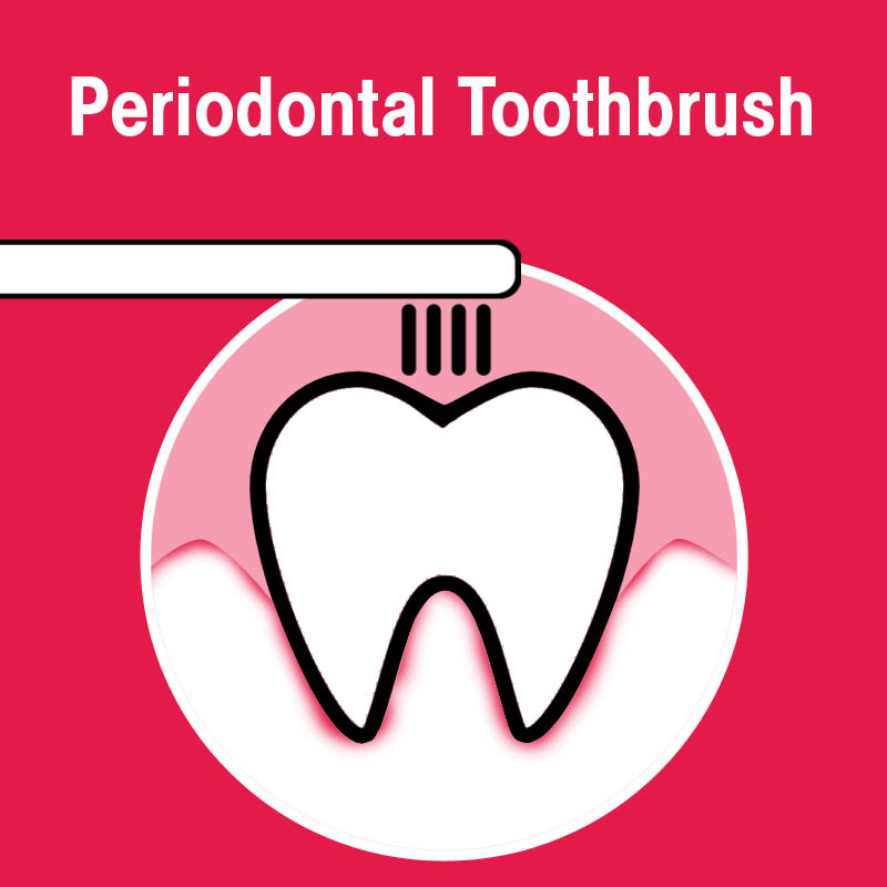Periodontal Brushes