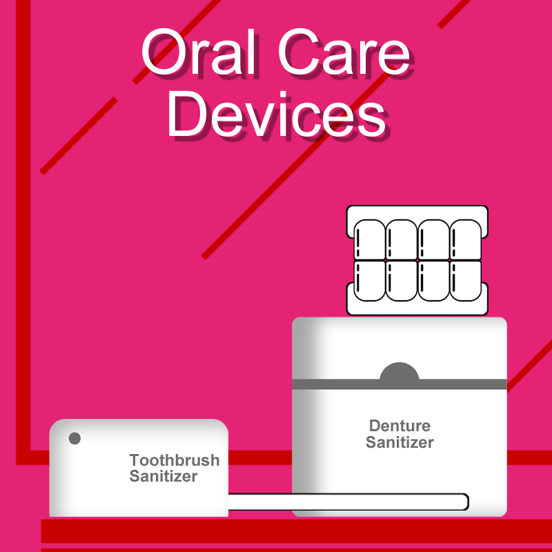 Oral Care devices