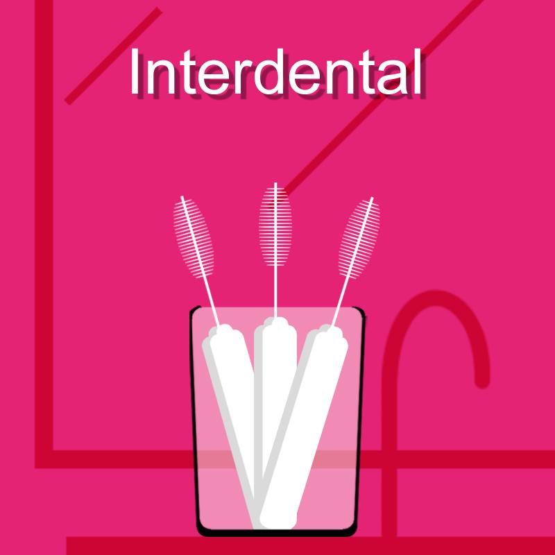 Regular Interdental Brushes
