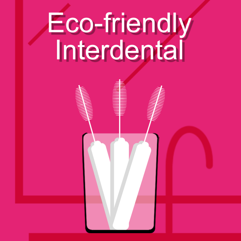 Eco-friendly Interdental Brushes