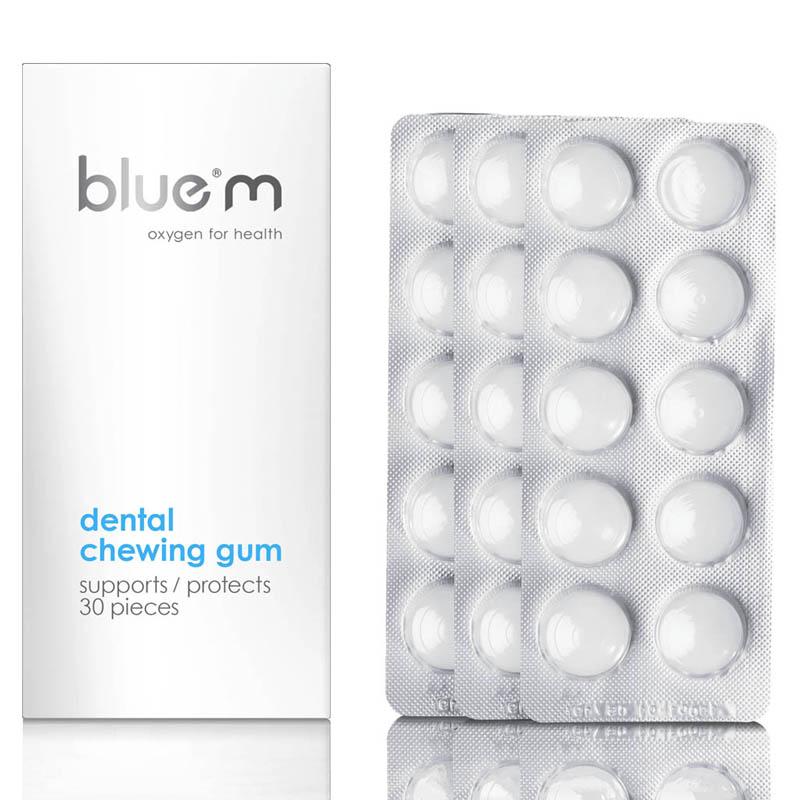 bluem Dental Chewing Gum - 30 pcs