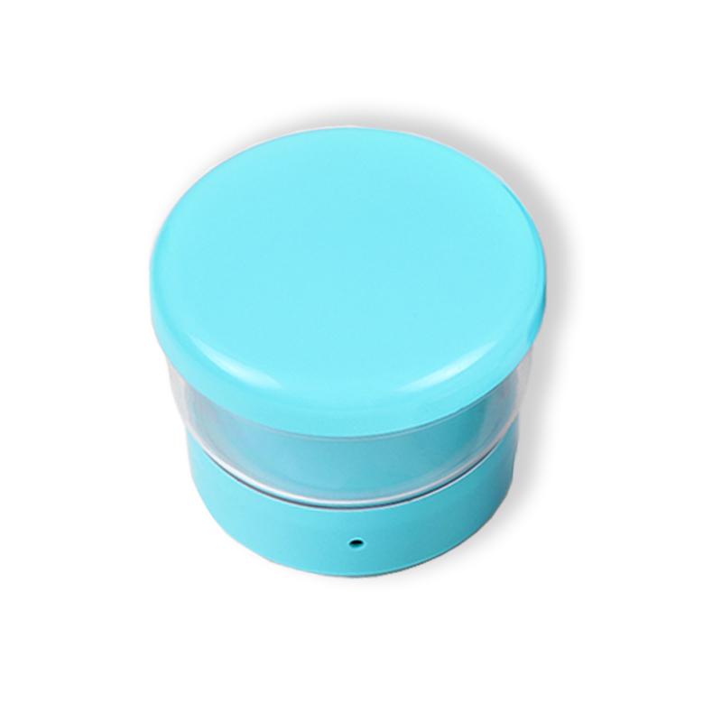 Mini Sonic Denture/ Oral Appliances Cleaning Box - Blue